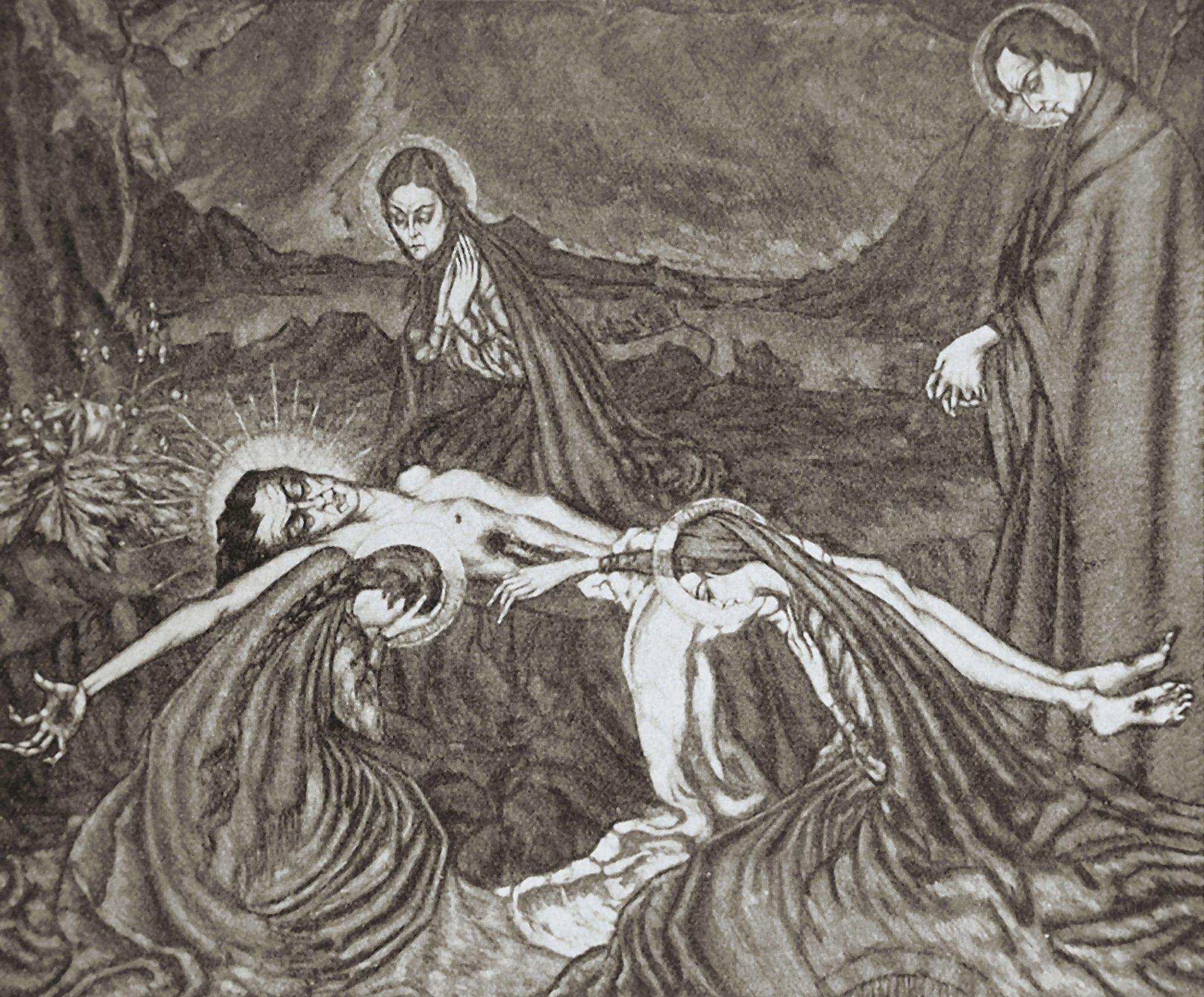 1919 Pieta