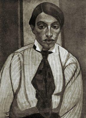 Natan Altmanni portree