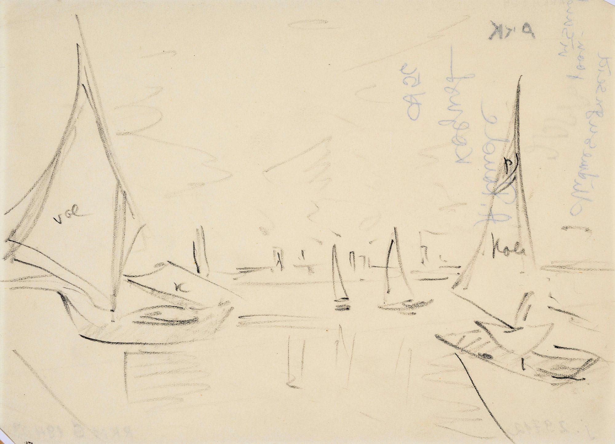 Veneetsia purjepaadid merel