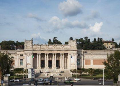 Galleria Nazionale d'Arte Moderna. Rooma