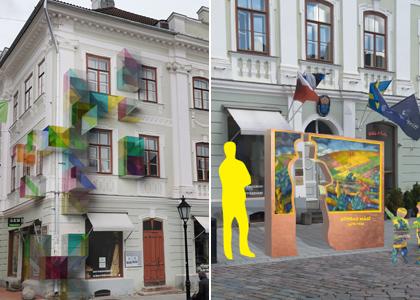 Konrad Mägi mälestusmonumendi ideekonkursil anti välja teine ja kolmas koht