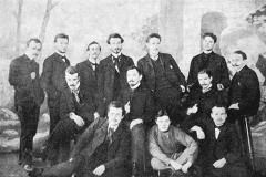 1904 Stieglitzi kunsttööstuskoolieesti õpilased