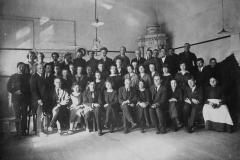 1923 Kunstikooli Pallas õpetajad ja õpilased