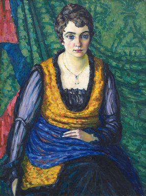 Alvine Käppa portree